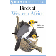 Field Guide to the Birds of Western Africa (BOK)