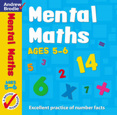 Mental Maths for Ages 5-6 (BOK)