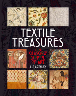 Textiles from the Archives of the Glasgow School of Art (BOK)