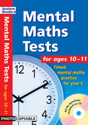 Mental Maths Tests for Ages 10-11 (BOK)