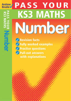 Pass Your KS3 Maths: Number (BOK)