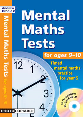 Mental Maths Tests for Ages 9-10 (BOK)