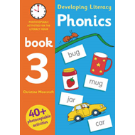 Phonics: Synthetic Analytic Phoneme Spelling Word Primary: Bk. 3 (BOK)