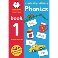 Phonics: Synthetic Analytic Phoneme Spelling Word Early Years: Bk. 1 (BOK)