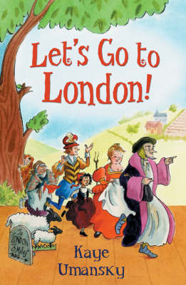 Let's Go to London (BOK)