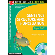 Sentence Structure and Punctuation - Ages 8-9: 100% New Developing Literacy: Year 4 (BOK)