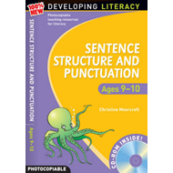 Sentence Structure and Punctuation - Ages 9-10: 100% New Developing Literacy: Year 5 (BOK)