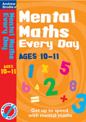 Mental Maths Every Day 10-11 (BOK)
