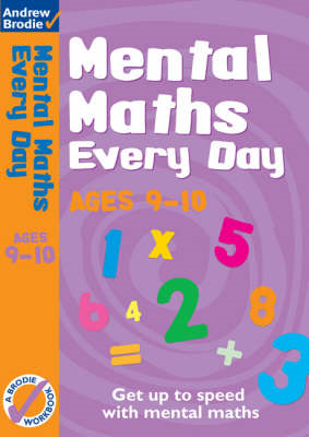 Mental Maths Every Day 9-10 (BOK)