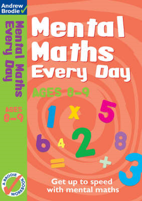 Mental Maths Every Day 8-9 (BOK)