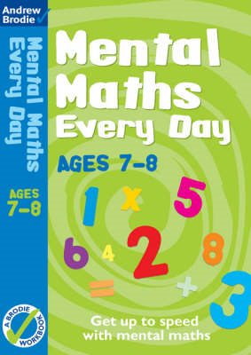 Mental Maths Every Day 7-8 (BOK)