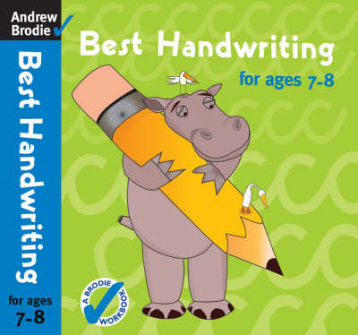 Best Handwriting for Ages 7-8 (BOK)