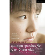 Audition Speeches for 6-16 Year Olds (BOK)