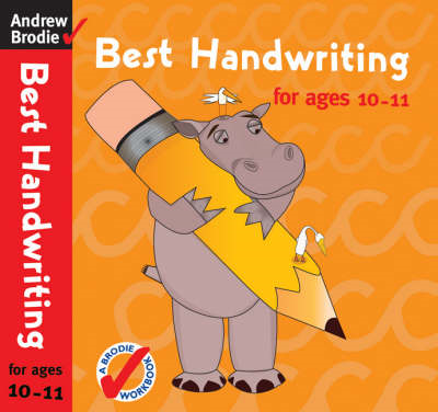 Best Handwriting for Ages 10-11 (BOK)