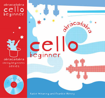 Abracadabra Cello Beginner (BOK)