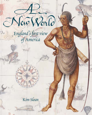 A New World: England's First View of America (BOK)