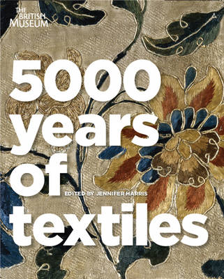 5000 Years of Textiles (BOK)