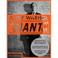 Andy Warhol Giant Size (BOK)