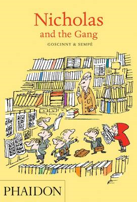 Nicholas and the Gang (BOK)