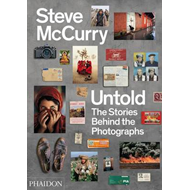 Steve McCurry Untold: The Stories Behind the Photographs (BOK)