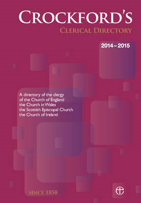 Crockford's Clerical Directory: 2014/15 (BOK)