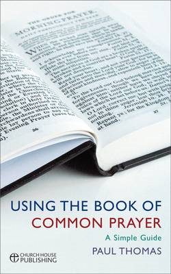 Using the Book of Common Prayer (BOK)