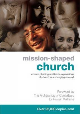 Mission-Shaped Church (BOK)
