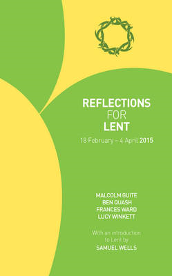 Reflections for Lent 2015 (BOK)