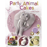 Party Animal Cakes: 15 Fantastic Designs (BOK)