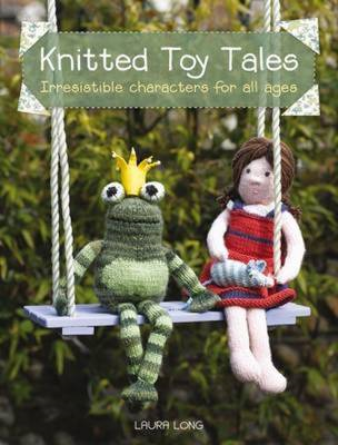 Knitted Toy Tales (BOK)