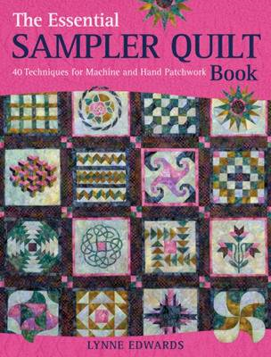 Essential Sampler Quilt Book (BOK)