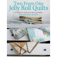 Two from One Jelly Roll Quilts (BOK)