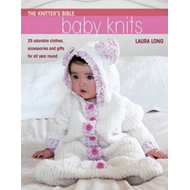 Simple Baby Knits: 25 Adorable Clothes, Accessories and Gifts for All Year Round (BOK)