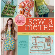 101 Great Ways to Sew a Metre (BOK)