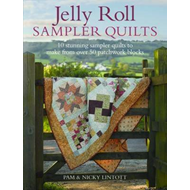Jelly Roll Sampler Quilts (BOK)