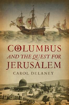 Columbus & the Quest for Jerusalem (BOK)