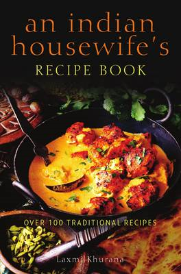 Indian Housewife's Recipe Book (BOK)