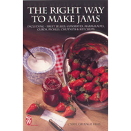 The Right Way to Make Jams (BOK)