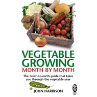 Vegetable Growing Month-by-Month (BOK)