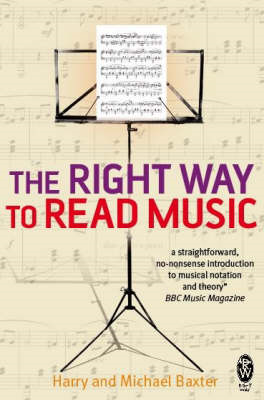 Right Way to Read Music (BOK)