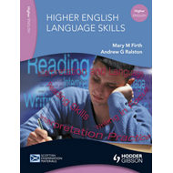 English Language Skills for Higher English (BOK)
