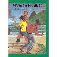 First Aid in English Reader A - What a Fright (BOK)