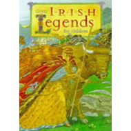 Great Irish Legends for Children (BOK)