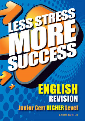 English Revision Junior Certificate Higher Level (BOK)