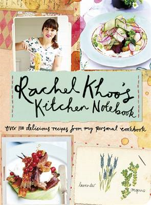 Rachel Khoo's Kitchen Notebook (BOK)