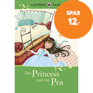 Produktbilde for Ladybird Tales: The Princess and the Pea (BOK)