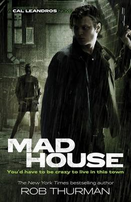 Madhouse: Cal Leandros Book 3 (BOK)