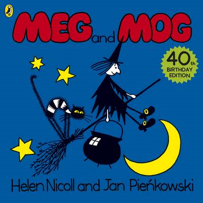 Meg and Mog (BOK)