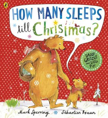 How Many Sleeps Till Christmas? (BOK)
