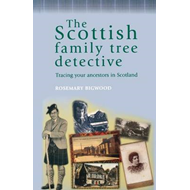 Scottish Family Tree Detective (BOK)